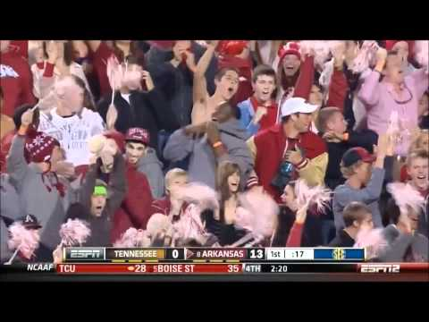 Best College Football Plays 2011