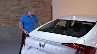 2019 Honda Civic: How to Acces…