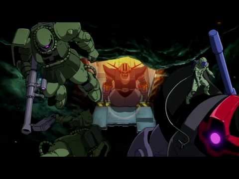 Mobile Suit Gundam: Battle of A Baoa Qu AMV