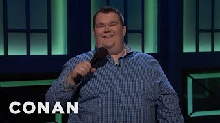 Chris Cope Had A 15% Chance To Live  - CONAN on TBS
