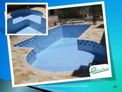 Piscinas modelos campo verde youtube for Modelos de casas con piscina