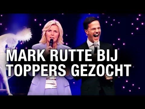 Mark Rutte bij Topper Gezocht!