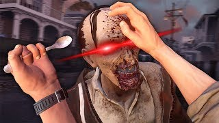 Download The Walking Dead VR Will Make You Laugh for All the Wrong Reasons Mp3 and Videos