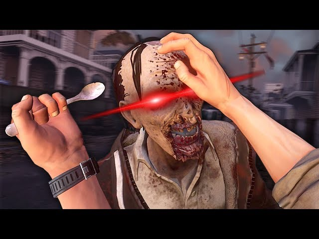 The Walking Dead VR Will Make You Laugh for All the Wrong Reasons