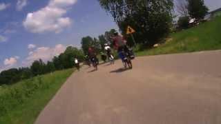 Podlasie 2013, 07 06 2013, na trasie Bohoniki - Malawicze Dolne
