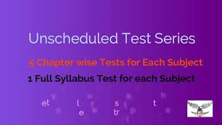 CAtestseries.org - CA Test Series Online Test Series Plans and Procedure