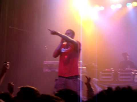 J. Cole - Farewell Live @ Vega, Copenhagen Dec. 3rd 2011