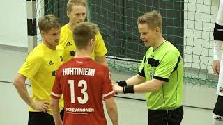 4.11. 2017 Sievi FS - FC Kemi kooste