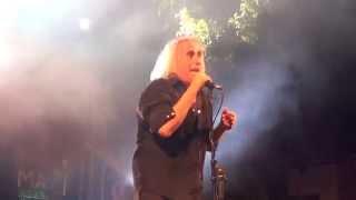 Γιάννης Αγγελάκας / Μπαλούρδος-Σιγά μην κλάψω,''Ιερισσός 27/9/14''