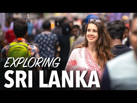 FIRST TIME IN SRI LANKA - Best things to do in Colombo Mp3