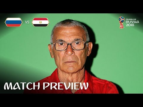 Cuper Hector (Egypt) - Match 17 Preview - 2018 FIFA World Cup™