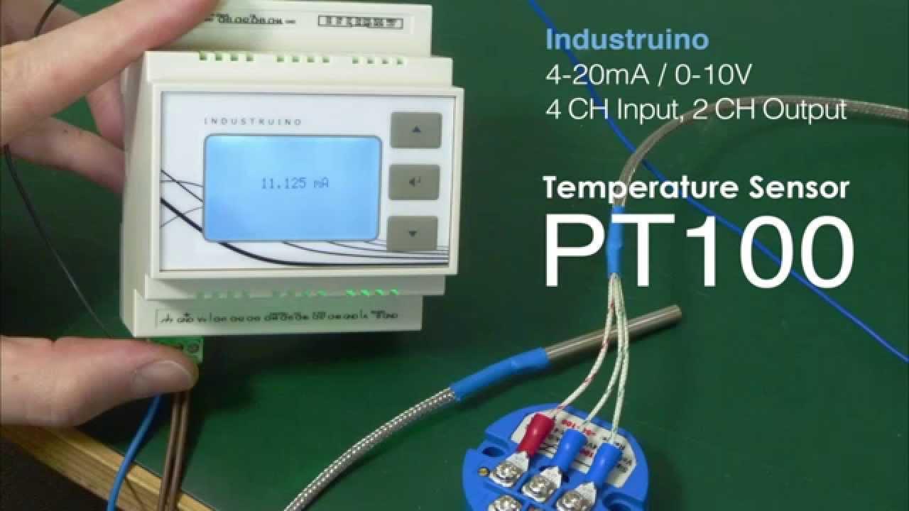 pt100 temp sensor wiring diagram [ 1280 x 720 Pixel ]