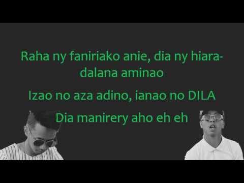DILA - Jyunii Ft. Kim Jah - Lyrics