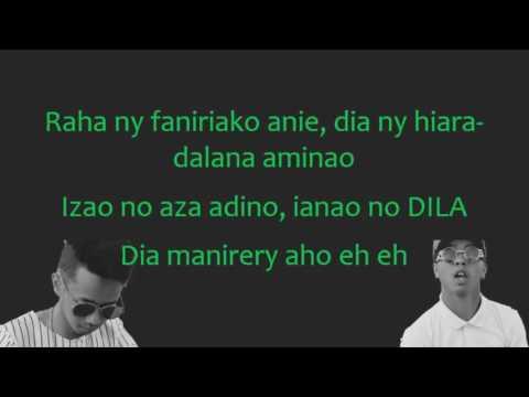 DILA - Jyunii ft. Kim Jah - Lyrics