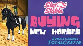 BUYING NEW HORSES #2 (Star Stable)