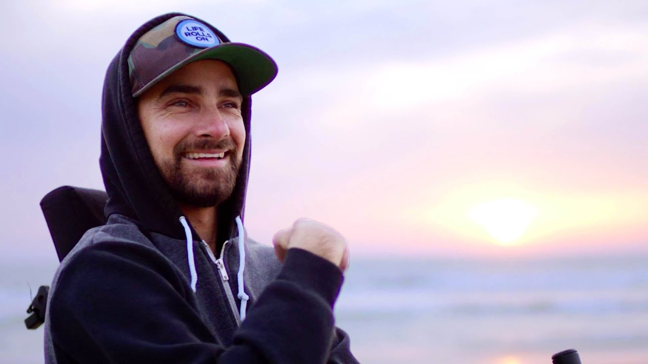 Life Rolls On With Quadriplegic Surfer Jesse Billauer