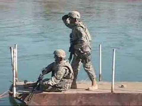 Tigris River Mosul Iraq