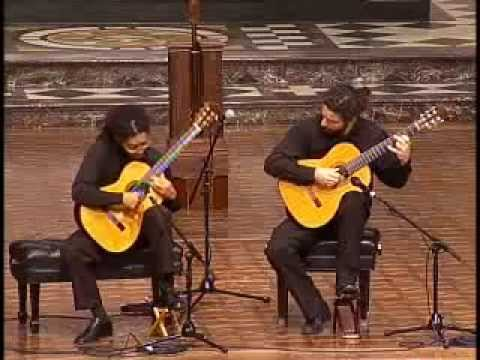 João Luiz e Douglas Lora - Brasil Guitar Duo