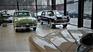 ВОЛГИ. ГАЗ 23 КГБ, ГАЗ 21 ЗВЕЗДА, ГАЗ 21 ОЛЕНЬ, ГАЗ 24 и ВСЕ НА АВТОМАТЕ.  Cadillac Eldorado РАКЕТА