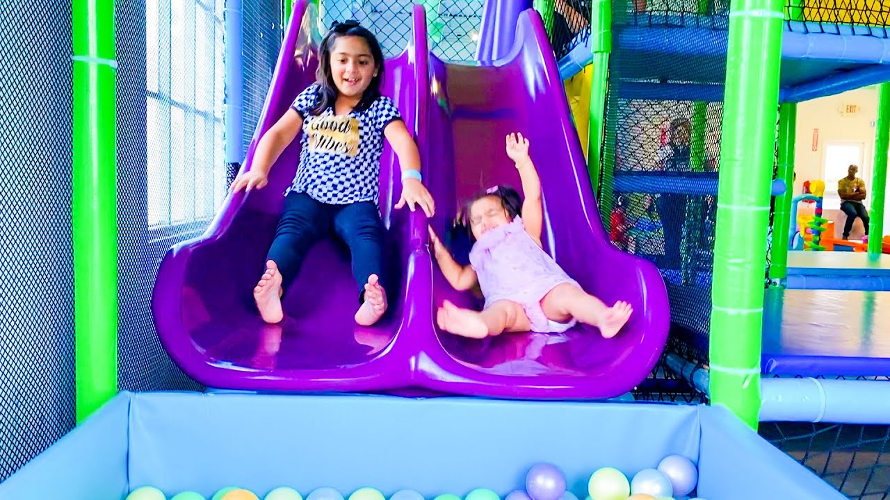 Indoor Playground with Ana Lots of Fun for Kids - ZMTW