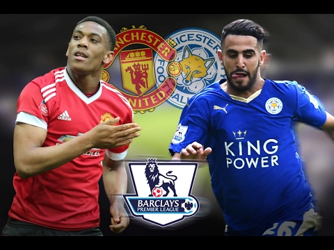Highlight Manchester United Vs Leicester City Away