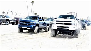 Daytona Truck Meet 2019 on the Beach