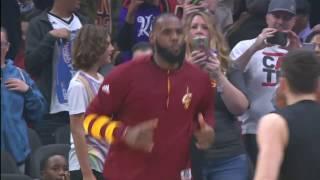 Cleveland Cavaliers at Sacramento Kings- Janu...