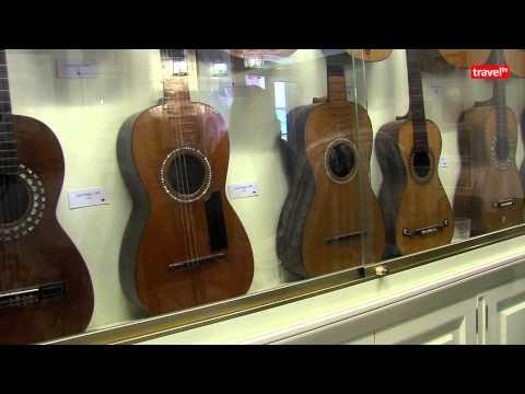 Museo de La Guitarra de Sevilla por Travel TV