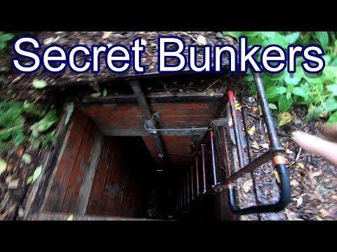 Download The Secret Bunkers of The British Resistance
