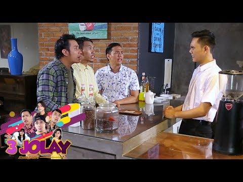 Sok Sok'an Mau Traktir 3 Bidadari, Ternyata 3 Jolay Ngutang - 3 Jolay Episode 5