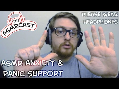 ASMR Anxiety Support & Panic Attack Relief - Binaural Triggers To Help You