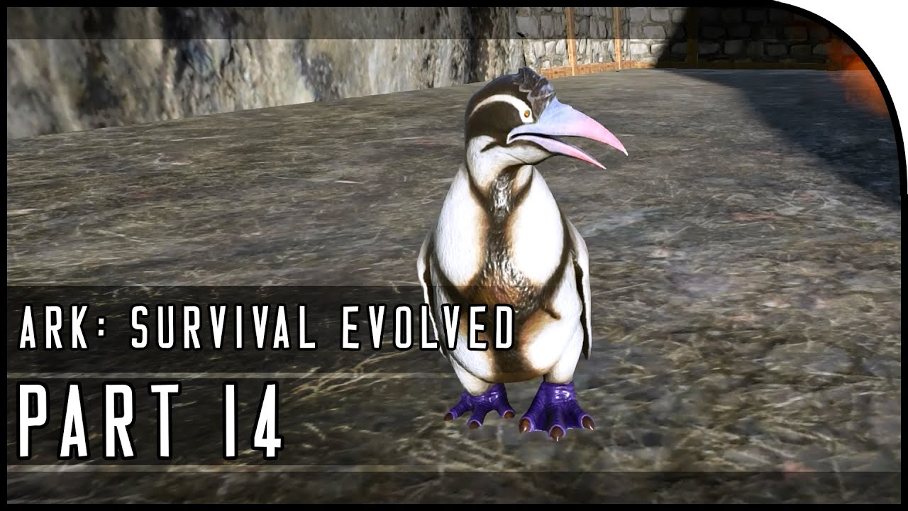 Ark survival evolved gameplay part 14 kairuku penguin taming ark survival evolved gameplay part 14 kairuku penguin taming breeding season 3 youtube malvernweather Image collections