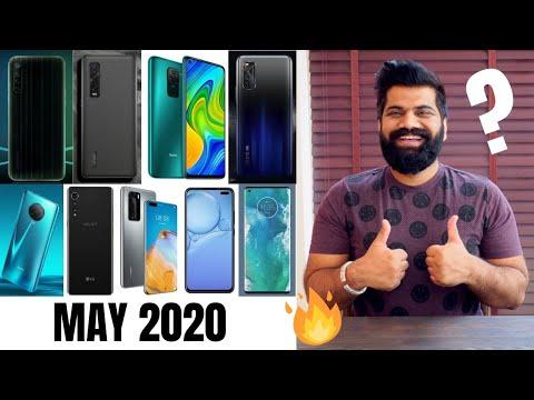 Top Upcoming Smartphones - May 2020🔥🔥🔥