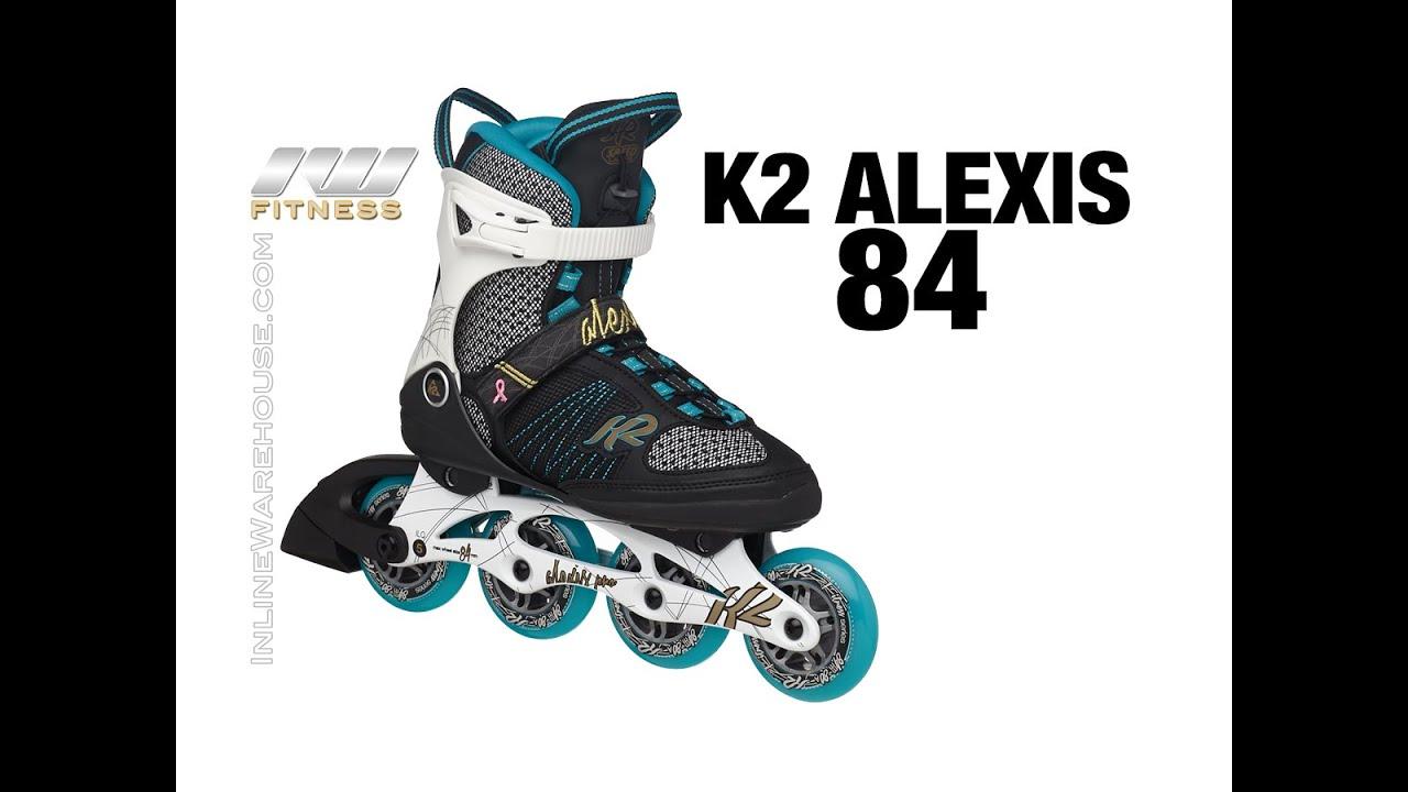 Femme Alexis 80 BOA K2/Alexis 80/Boa Rollers