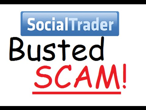 Social Trader SCAM WARNING!! Important Review!