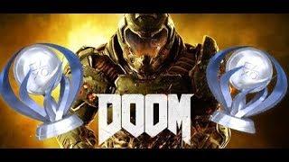 Путь к платине Doom