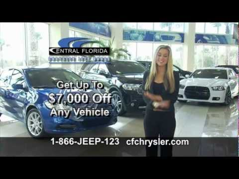central florida chrysler jeep dodge 7000 off 7000 mimimum trade. Cars Review. Best American Auto & Cars Review