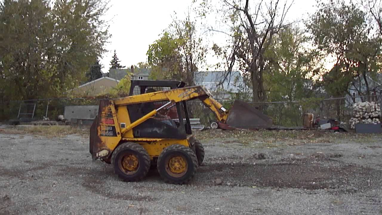 442 mustang skid steer loader for sale at hurleys equipment youtube rh youtube com Old Mustang Skid Steer Mini Mustang Skid Steer Part Diagram