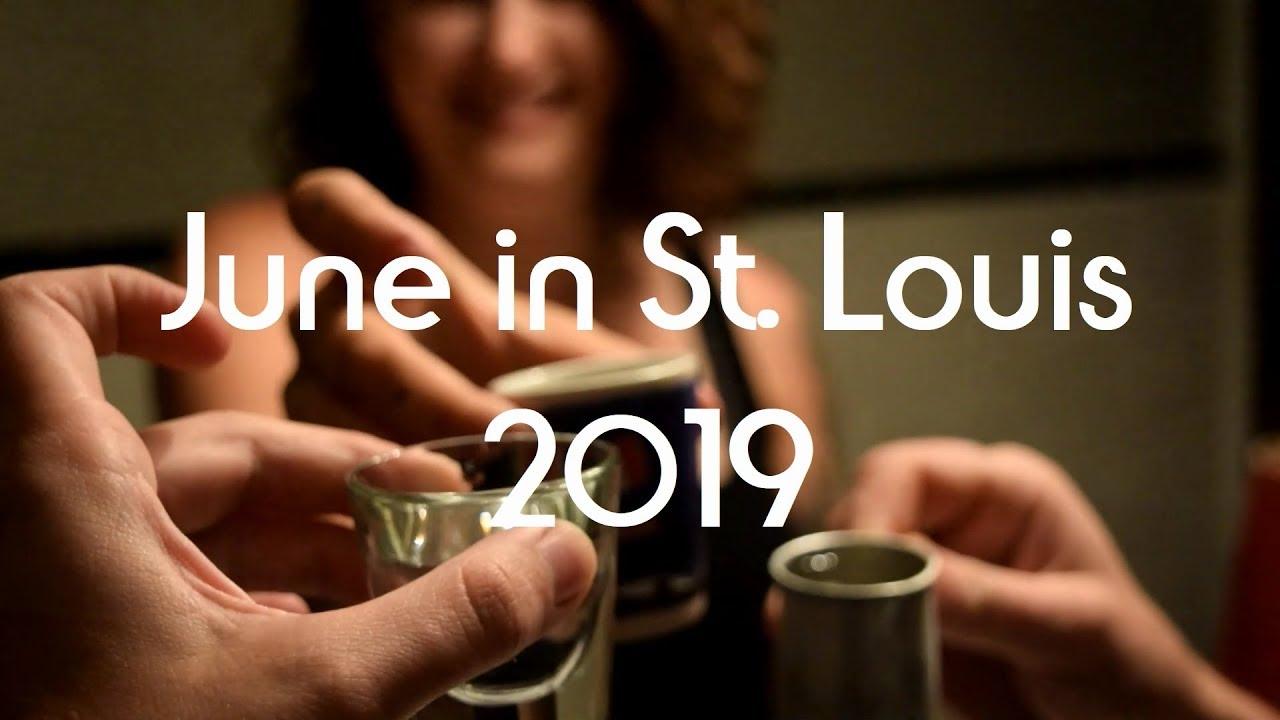 June in St. Louis