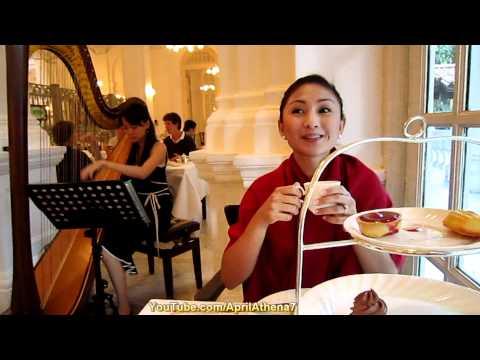 Honeymoon VLOG #2 Thailand & Singapore (Singapore Flyer, Hangover2 hotel) AprilAthena7