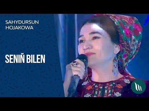 Sahydursun Hojakowa - Seniň Bilen   2019