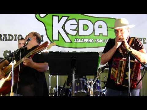 Los Monarcas de Pete y Mario Diaz - Conjunto Music - KEDA Anniversary 2012