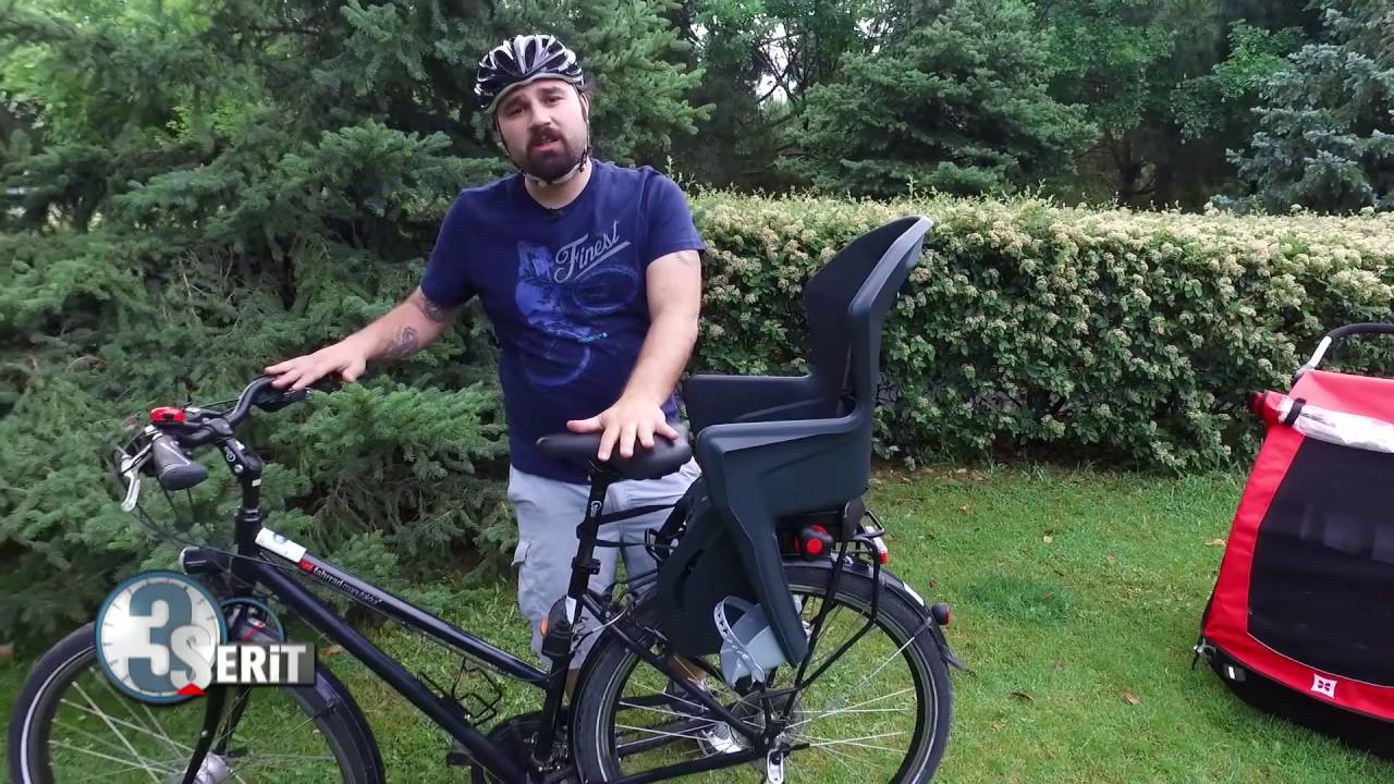 3 Serit Bisiklet Cocuk Tasiyicilari Youtube