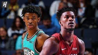 Miami Heat vs Memphis Grizzlies - Full Game Highlights | December 16, 2019 | 2019-20 NBA Season