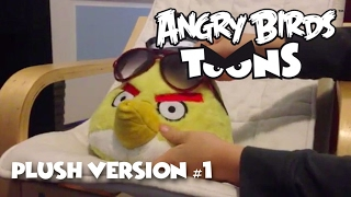 Angry Birds Toons (Plush Version) Season 1 Ep  1: Chuck Time!