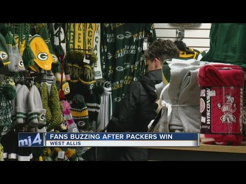 Thumbnail: Excitement builds for Packers fans