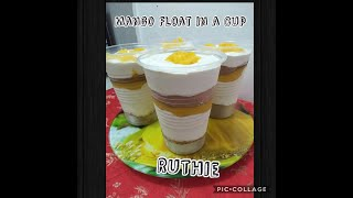 Mango Float in a Cup with Costing
