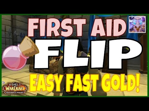 how to get easy gold in wow