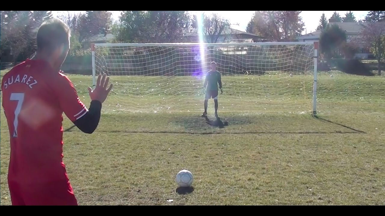 How to Take a Penalty Kick in Soccer (Football)