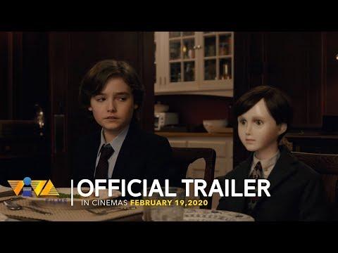 Brahms: The Boy II Official Trailer [in cinemas February 19]